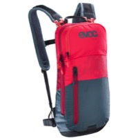 EVOC CC 6 Hydration Pack - Red/Slate