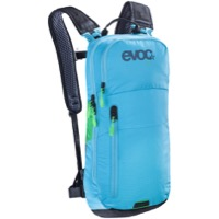 EVOC CC 6 Hydration Pack - Neon Blue
