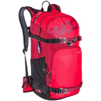 EVOC Line 28 Team Snow Backpack - Red/Ruby