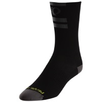 Pearl Izumi Elite Tall Socks 2017 - PI Core Black