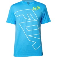 Fox Racing Spyr Men's Tech T-Shirt - Blue