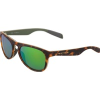 Native Sanitas Sunglasses - Desert Tort With Green Reflex Lens