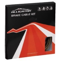 Alligator Reliable Brake Cable/Housing Set