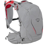 Osprey Dyna 15 Women's Run Hydration Pack - Silver Squall