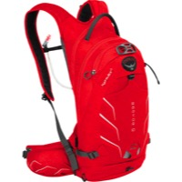 Osprey Raptor 10 Hydration Pack - Red Pepper