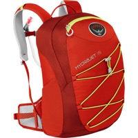 Osprey HydraJet 15 Kids Hydration Pack - Strawberry Red
