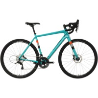 Salsa Warbird Carbon Rival 22 Complete Bike 2017 - Teal