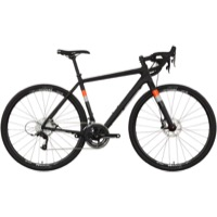 Salsa Warbird Carbon Rival 22 Complete Bike 2017 - Raw Carbon