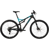 Salsa Spearfish Carbon GX1 Complete Bike 2017 - Raw Carbon