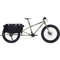 Surly Big Fat Dummy Complete Bike - Cromwell Green