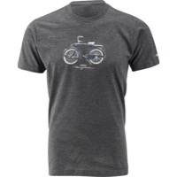Louis Garneau 1960 Mill T-Shirt - Charcoal Heather