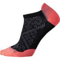 Smartwool Phd Ultra Light Women's Micro Socks - Black