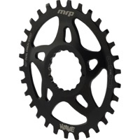 "MRP Wave Oval Cinch ""Boost"" Direct Mount Chainring"