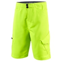 Fox Racing Youth Ranger Cargo Shorts - Flo Yellow