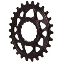 "AbsoluteBlack DM Cinch Oval ""Boost"" Chainring"