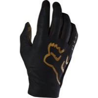 Fox Racing Flexair Men's Full Finger Gloves 2017 - Black/Copper
