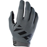 Fox Racing Ranger Men's Full Finger Gloves 2017 - Graphite/Black