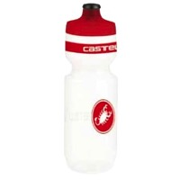 Castelli Water Bottle - Clear