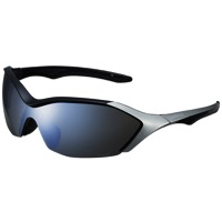 Shimano S71R Sunglasses 2017 - Gloss Black/Silver