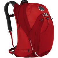 Osprey Radial 34 Backpack - Lava Red