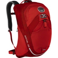 Osprey Radial 26 Backpack - Lava Red