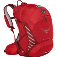 Osprey Escapist 32 Backpack - Cayenne Red