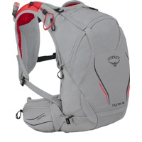 Osprey Dyna 15 Women's Run Hydration Pack - Silver Spark