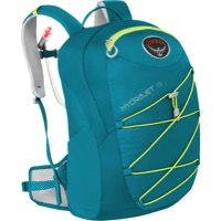 Osprey HydraJet 15 Kids Hydration Pack - Real Teal