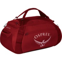 Osprey Transporter 95 Duffel Bag - Hoodoo Red