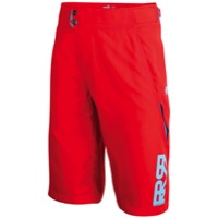 Royal Racing Core Shorts - Red/Sky Blue