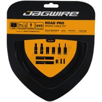 Jagwire Road Pro Brake Cable/Housing Set - Slick Polished Inner Cables