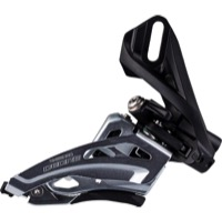 Shimano FD-M617 Deore Double DM Derailleur - 2 x 10 Speed Side Swing