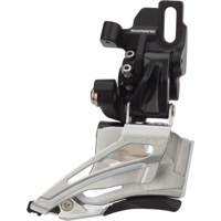 Shimano FD-M618 Deore Double DM Derailleur - 2 x 10 Speed
