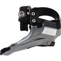 Shimano FD-M618-L Deore Double Front Derailleur - 10 Speed