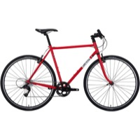 All-City Pony Express Complete Bike - Red