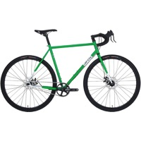 All-City Nature Boy Disc Complete Bike - Green/White