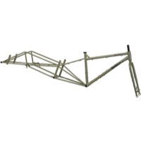 Surly Big Fat Dummy Frameset - Cromwell Green