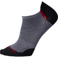 Smartwool PhD Cycle Ultra Light Men's Micro Socks - Graphite