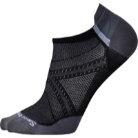 Smartwool PhD Cycle Ultra Light Men's Micro Socks - Black