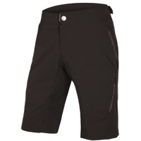 Endura SingleTrack Lite II Shorts - Black