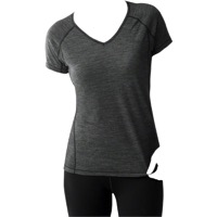 Smartwool PhD Ultra Light Short Sleeve T-Shirt - Charcoal