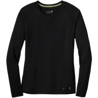 Smartwool Merino 150 Long Sleeve Base Layer Top - Black