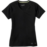 Smartwool Merino 150 Short Sleeve Base Layer Top - Black