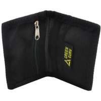 Green Guru Bi-Fold Zip Wallet