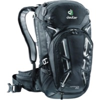 Deuter Attack 20 Backpack - Black