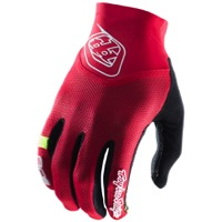 Troy Lee Ace 2.0 Gloves 2017 - Red