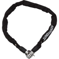 "Kryptonite Keeper 465 Combo Chain Lock - 25.6"", or 43"""