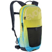 EVOC Joyride Backpack - Sulphur/Neon Blue