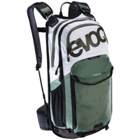 EVOC Stage 18 Team Backpack - White/Olive