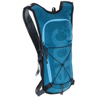 EVOC CC 3 + 2 L Hydration Pack - Neon Blue